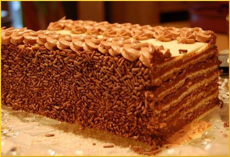 dobos tort