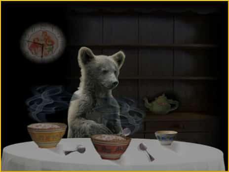 Who's been eating MY porridge_