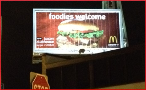 foodies welcome