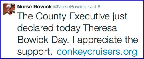 Nurse Bowick
