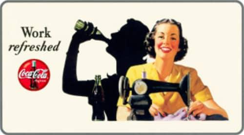 Coca-Cola-vintage-poster