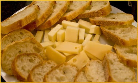 bread-and-cheese