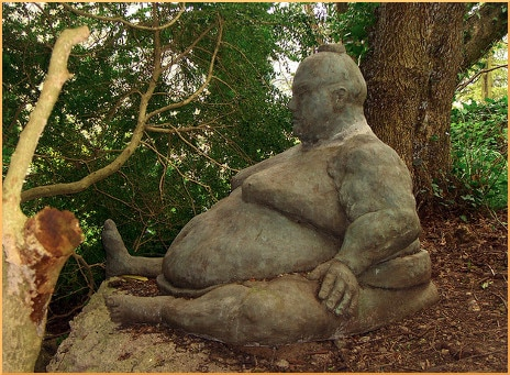 Iford-Manor-statue
