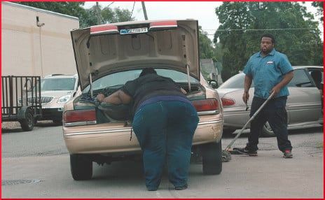 fixing-a-car