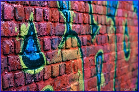 graffitti-wall