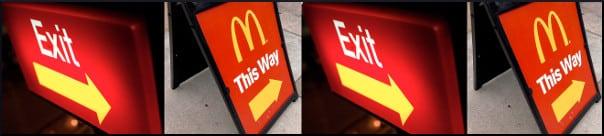 mcdonalds-exit-sign