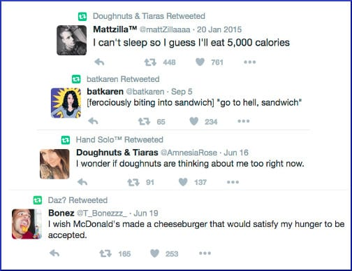 emotional-eating-tweets