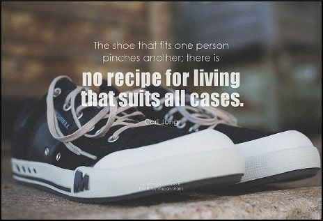 no-shoe-fits-one-person