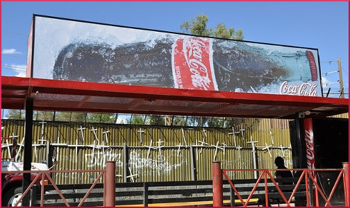 crosses-and-coke-billboard