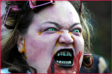 mad-woman