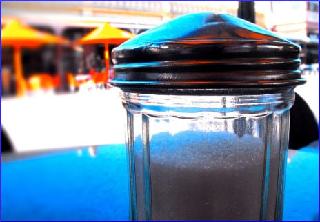 sugar-shaker