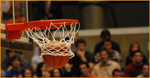 ball-in-net-on-basketball-court