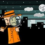 cartoon-detective