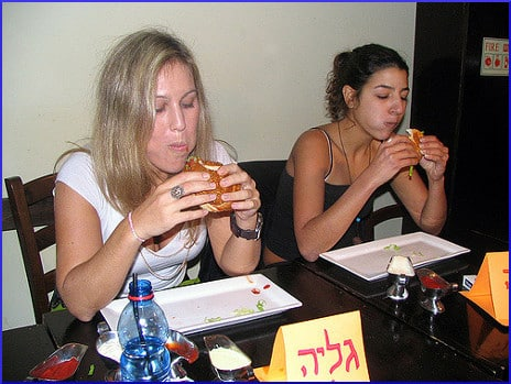 burger-eating-contest