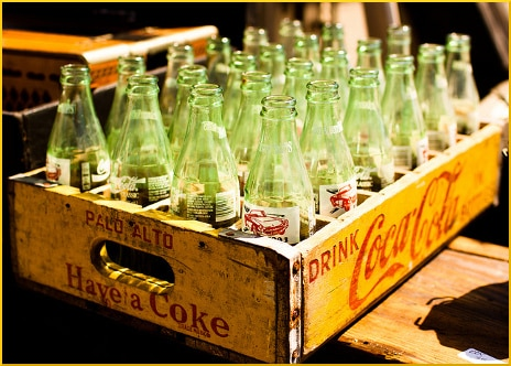 vintage-coca-cola-bottles-crate