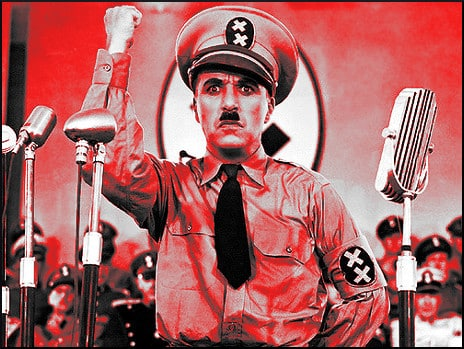 chaplin-as-the-great-dictator