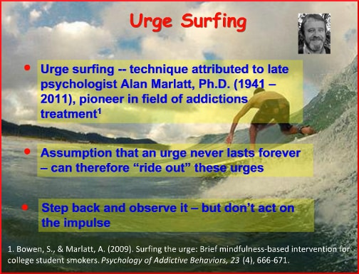 urge-surfing
