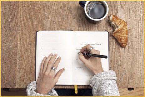 writing-at-breakfast