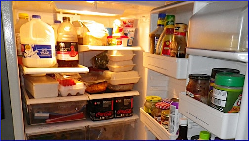 open-fridge