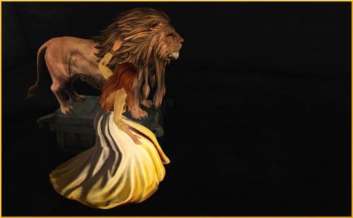 lion-woman
