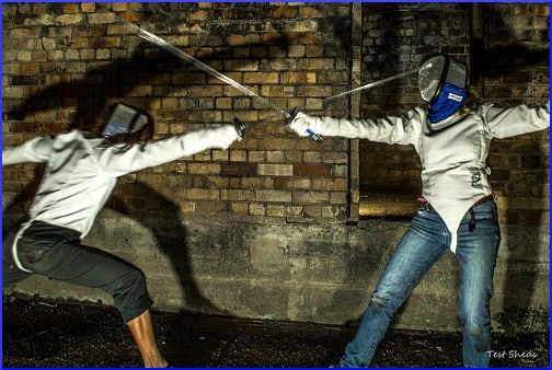 parrying-duo