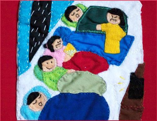 sleeping-kids-embroidery-art