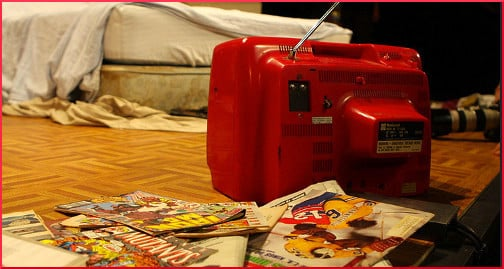 red-tv-and-comic-books